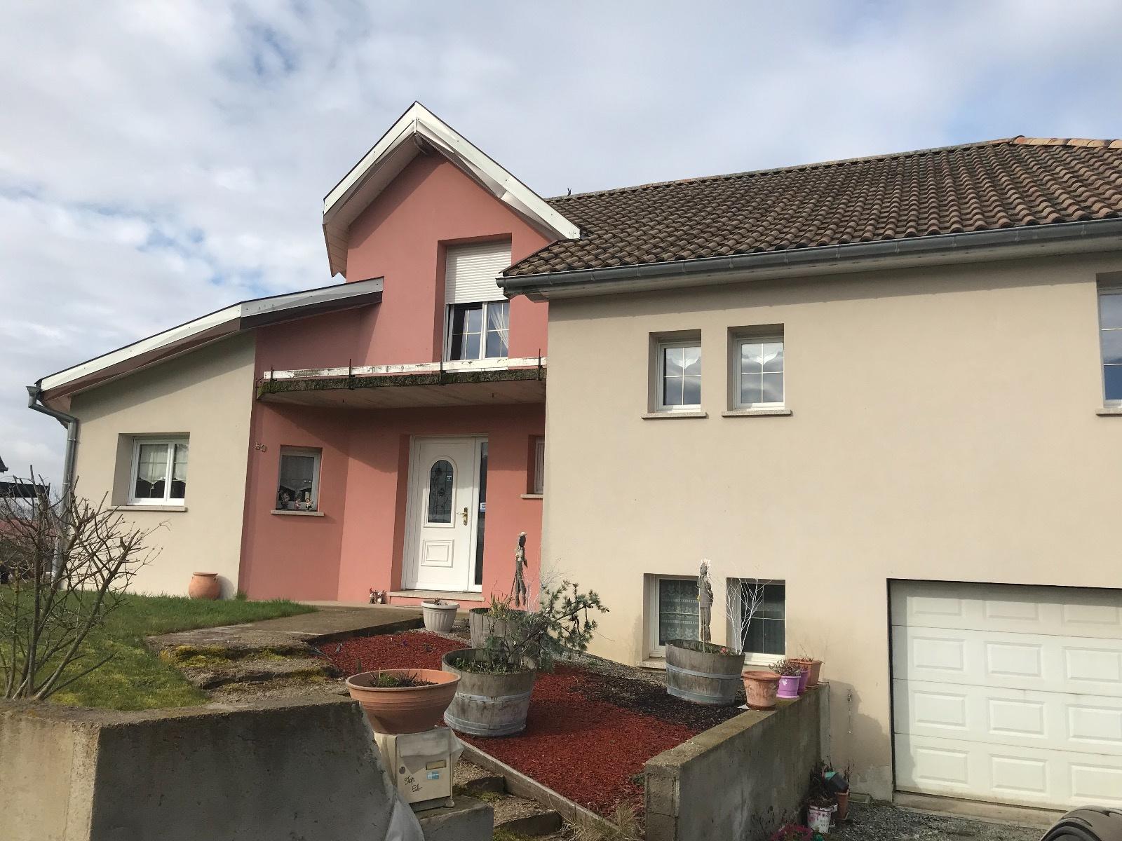 Location Maison Fontaine (90150)